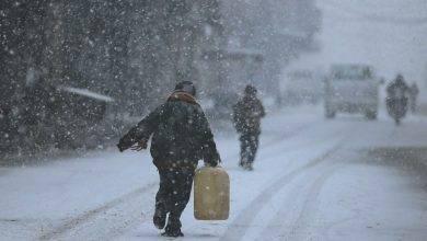 Photo of الشتاء في سوريا
