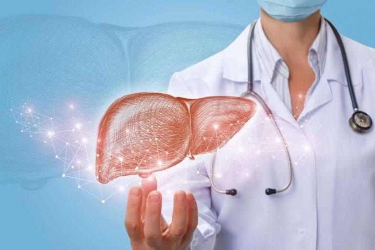 التعامل مع مرض الكبد الخامل