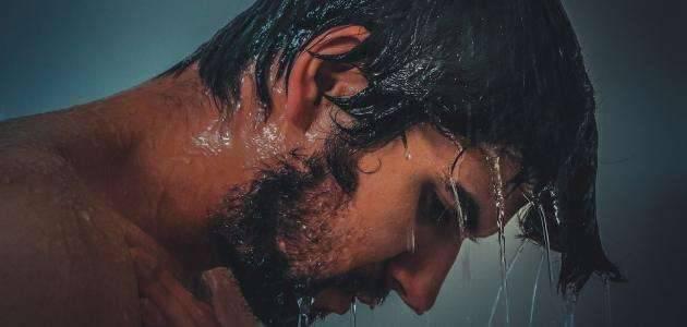 فوائد غسل الجسم بالماء البارد