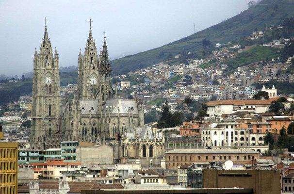 العاصمة كيتو ..