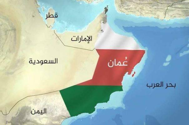 مساحة سلطنة عمان وكثافتها السّكّانيّة