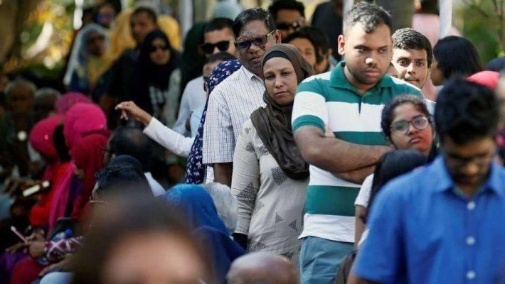 معرفة القراءة والكتابة بين سكّان جزر المالديف