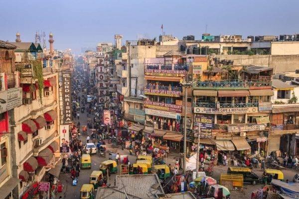 مقدّمة عن السّكّان في الهند