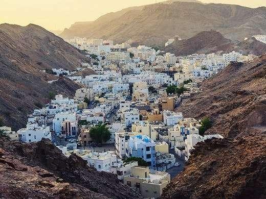 مقدّمة عن سلطنة عمان