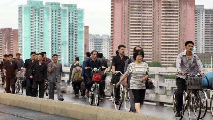 مقدّمة عن عدد سكان دولة كوريا الشمالية