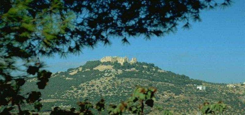 موقف السّكّان الأصليين من بناء قلعة عجلون