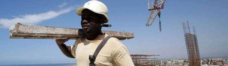 نسبة تبعيّة السّكّان في دول ناميبيا