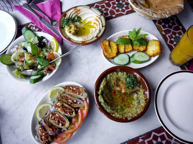 أكلات شتوية سورية