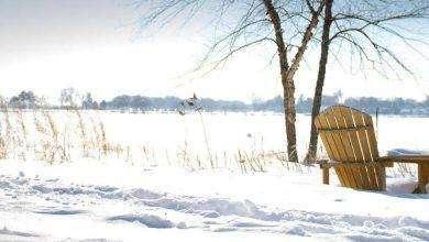 Photo of فصل الشتاء في مدينة ماديسون ولاية ويسكونسن