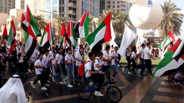 أفكار لليوم الوطني الإماراتي