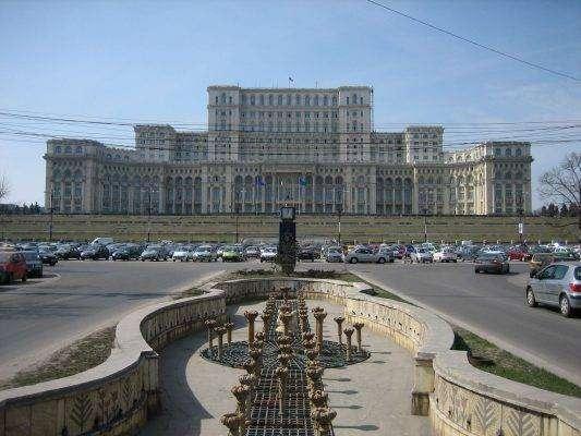 قصر البرلمان ..
