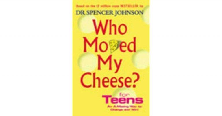 تحميل كتاب من اخذ قطعة الجبن الخاصة بي