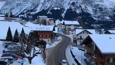 Photo of الشتاء في سويسرا