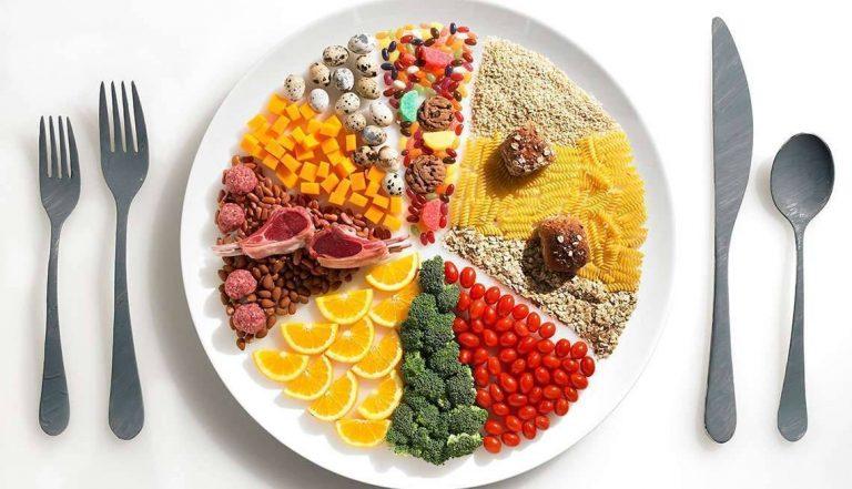 مقال عن الطعام الصحي