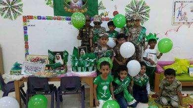 Photo of أفكار لليوم الوطني لأطفال الروضة