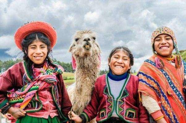 شعب بيرو ..
