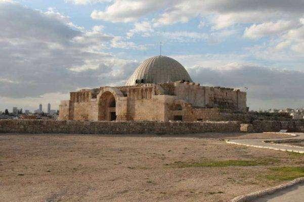 الاردن في العهد الاسلامي