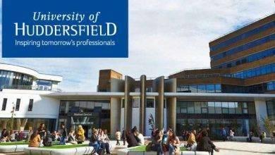 Photo of جامعة هدرسفيلد بريطانيا ..