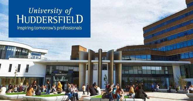 جامعة هدرسفيلد ببريطانيا