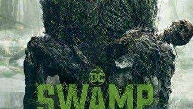 صورة قصة مسلسل swamp thing
