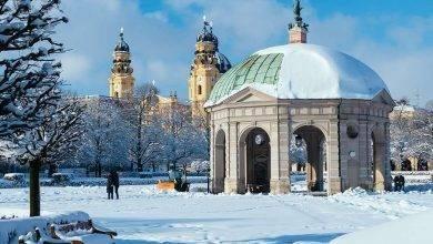 Photo of السياحة الشتوية في ميونخ ..