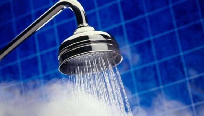 فوائد غسل الجسم بالماء الحار