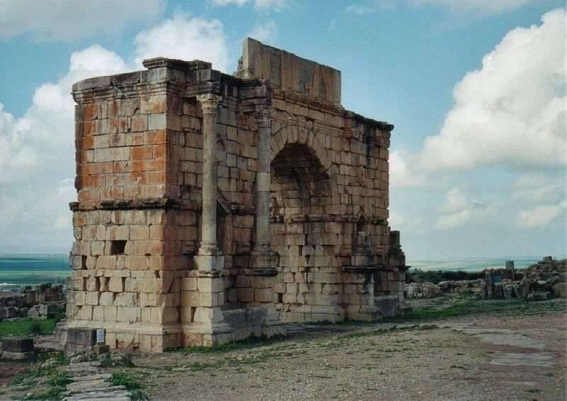 تاريخ المغرب الاقصى