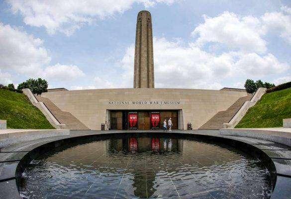 المتحف الوطني للحرب العالمية الأولى ..