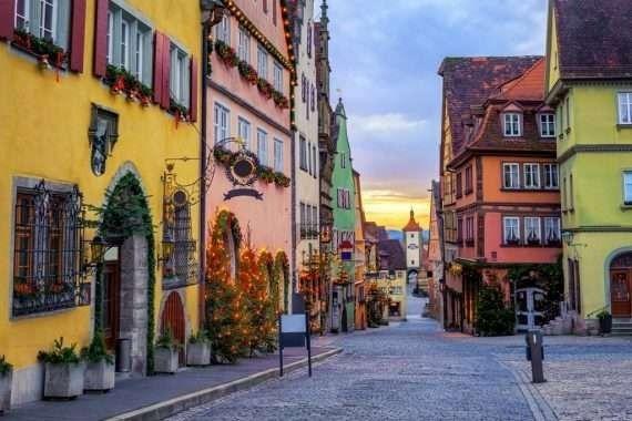 السياحة الشتوية في المانيا