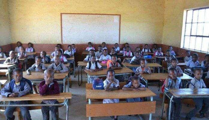مستوى التّعليم بين سكّان سوازيلاند