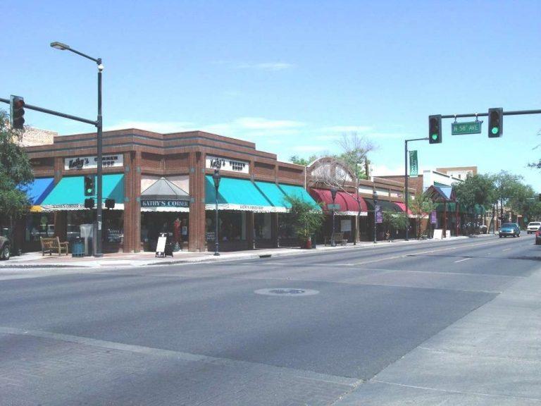معلومات عن مدينة غلينديل ولاية أريزونا