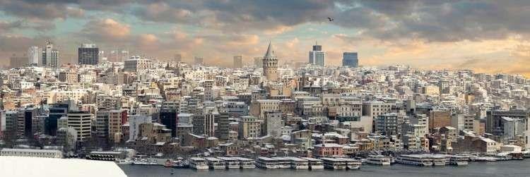 السياحة الشتوية باسطنبول