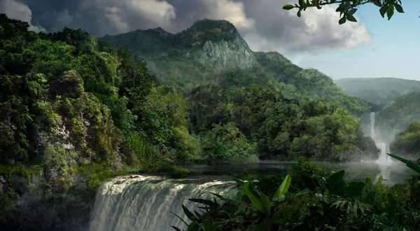 ماديدي بارك Madidi National Park ..