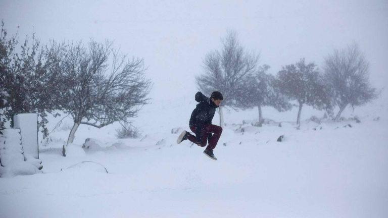 السياحة الشتوية في سوريا
