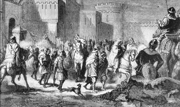 تاريخ المغرب في الدولة الاموية