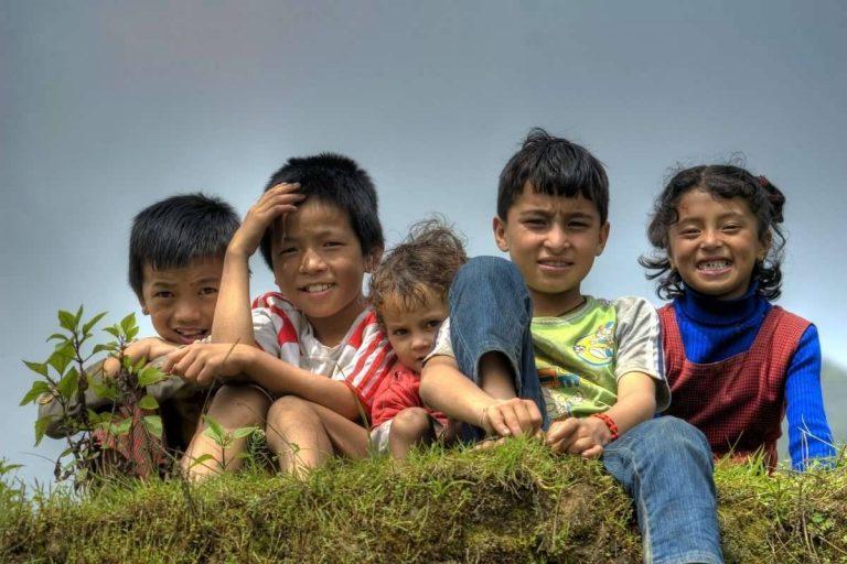 مقال عن الطفولة