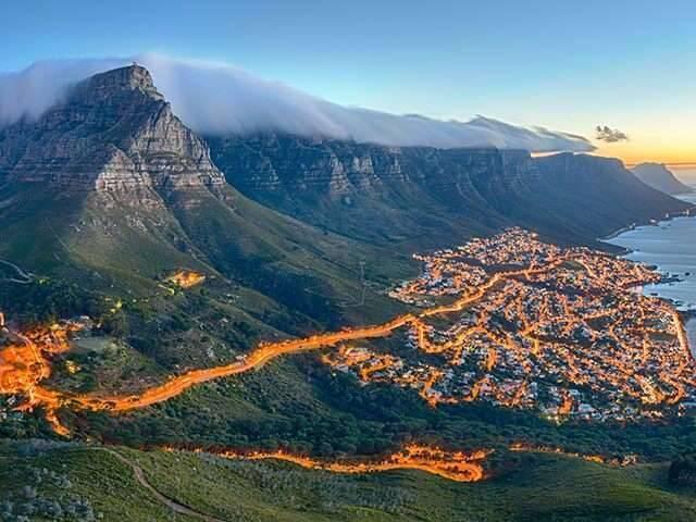 بماذا تشتهر دولة جنوب إفريقيا