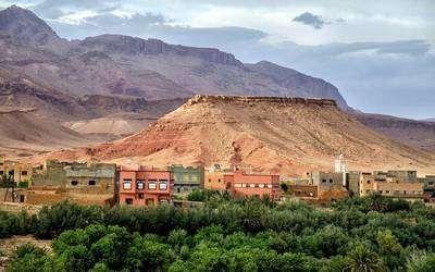 السياحة الشتوية في المغرب