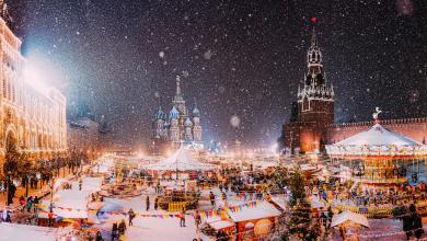 Photo of السياحة الشتوية في روسيا