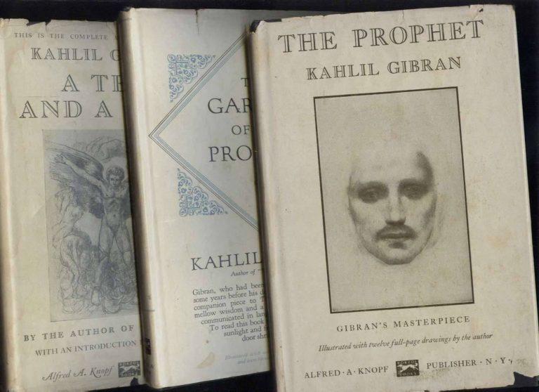 معلومات عن كتاب the prophet