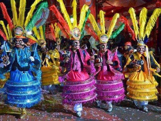 كرنفال أورورو Carnaval de Oruro ..
