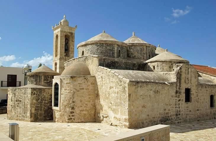 السياحة في قبرص لارنكا