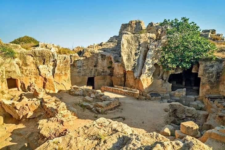 السياحة في قبرص بافوس