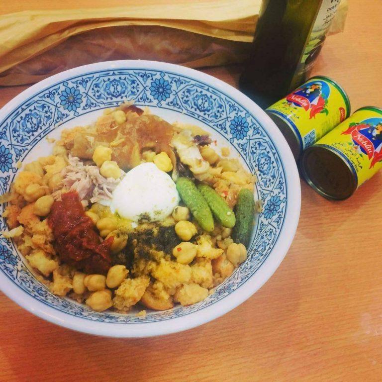 أكلات شتوية تونسية