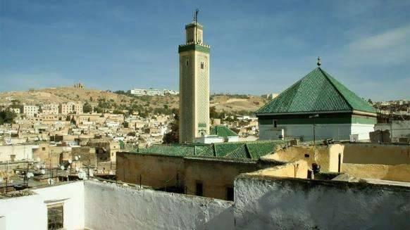 تاريخ المغرب من الادارسة الى العلويين