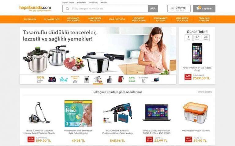افضل برامج التسوق في تركيا