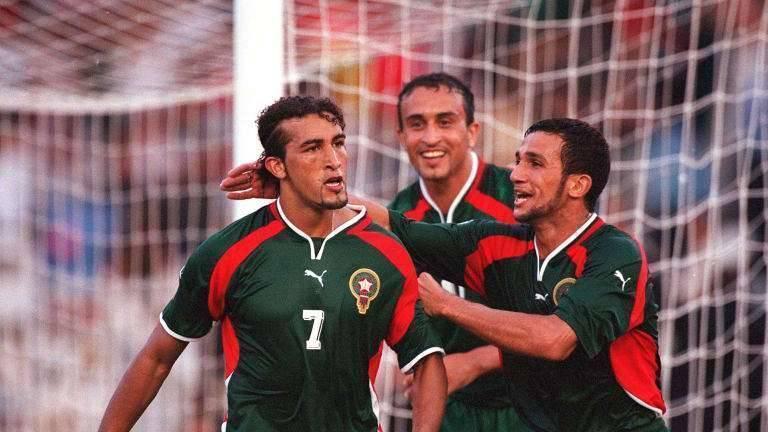 تاريخ المغرب في كاس افريقيا