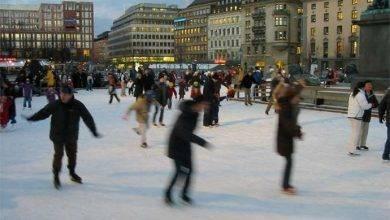 Photo of الشتاء في ستوكهولم … عجائب الأراضى الاسكندنافية فى الشتاء