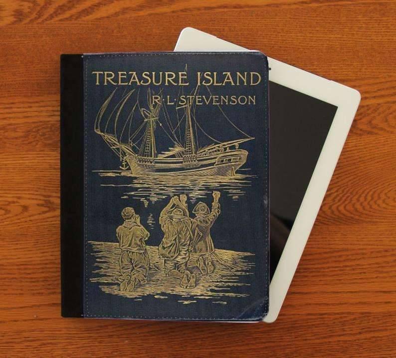 ملخص كتاب جزيرة الكنز