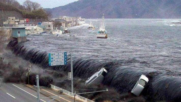 مقال عن الكوارث الطبيعية